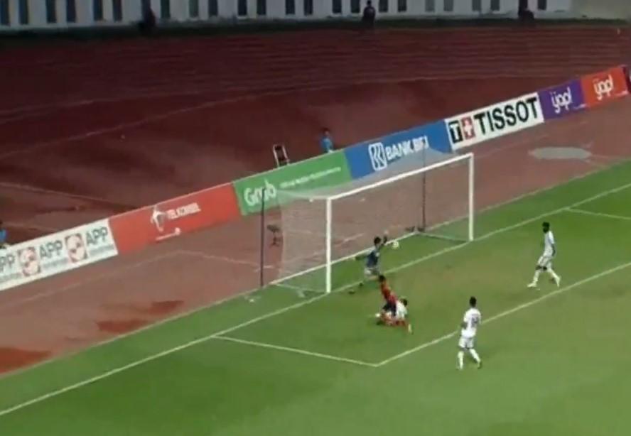 Indoensia vs Uni Emirat Arab Skor 1-1