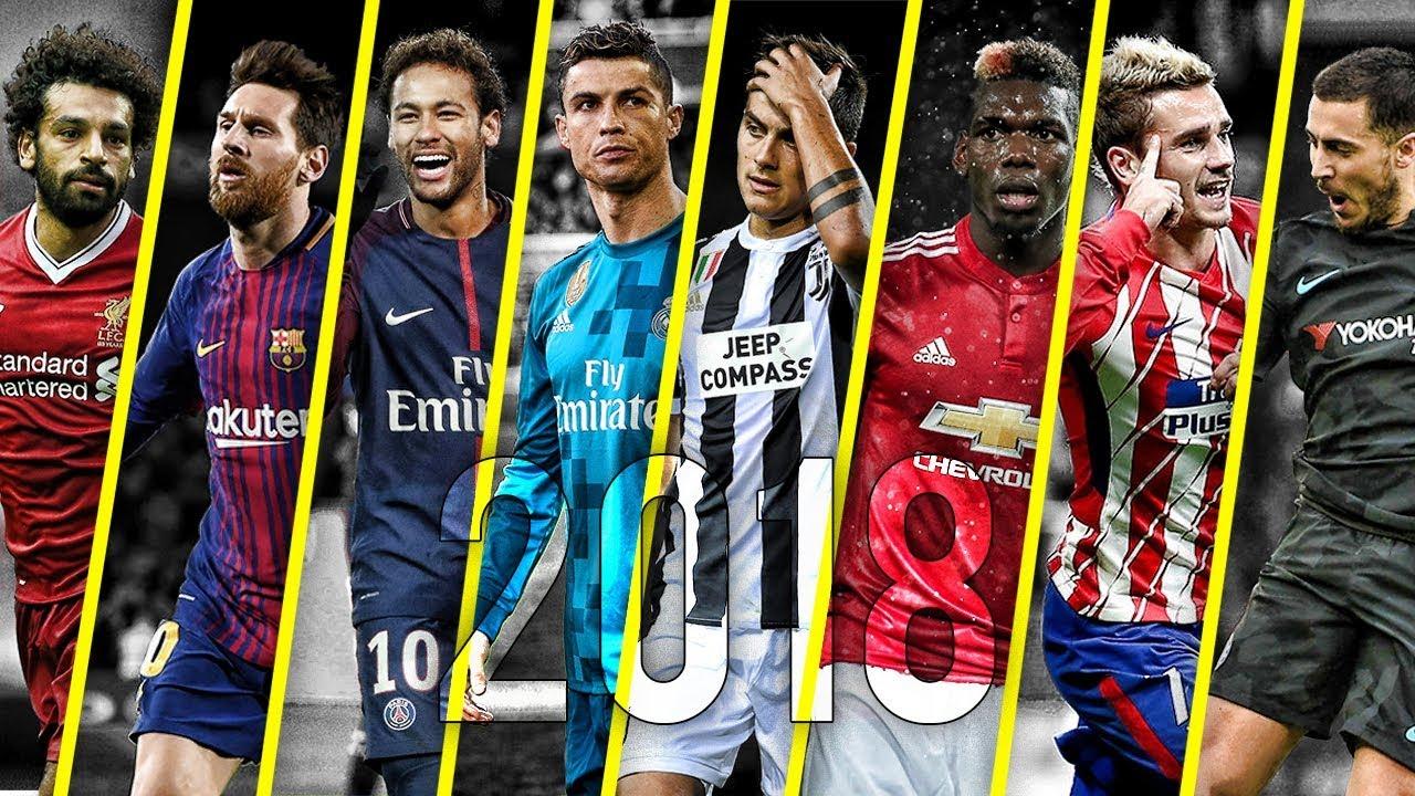 Klasemen Liga Top Eropa 2018