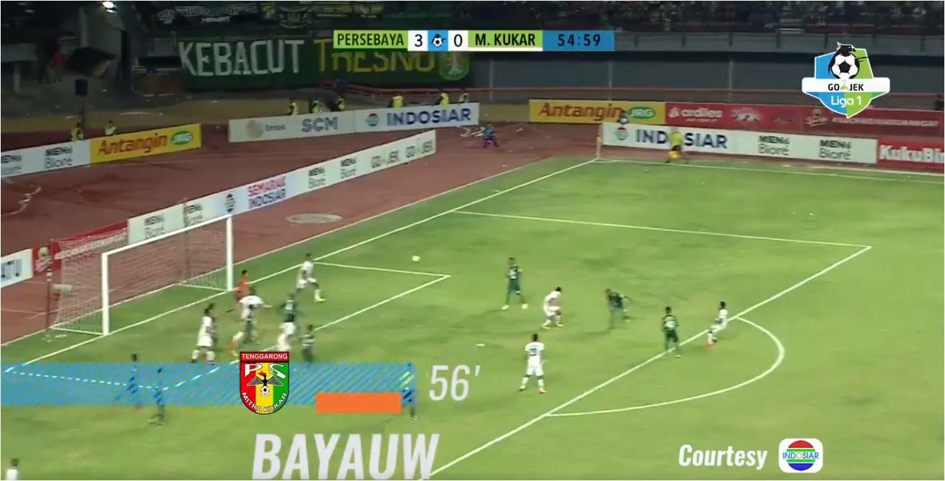 Gol Hendra Bayauw, Mitra Kukar