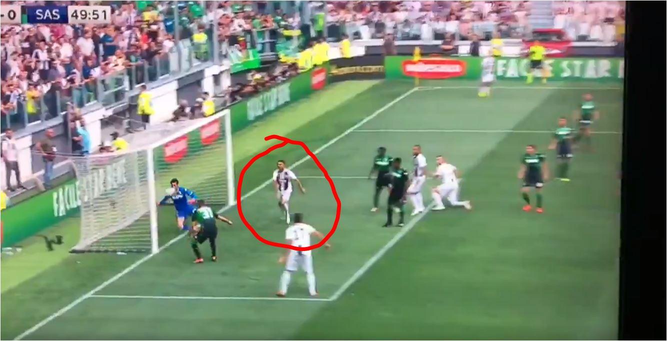 Gol Pertama Cristiano Ronaldo