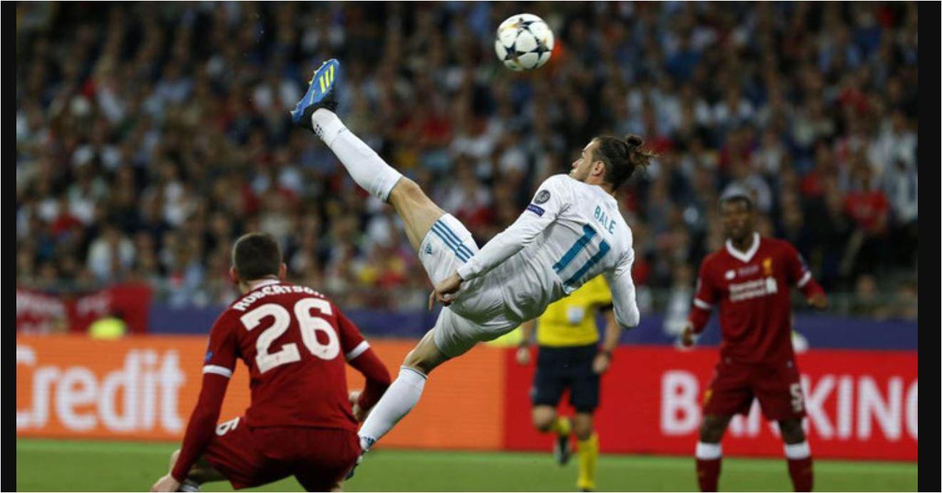 Gareth Bale, FInal Liga Champions