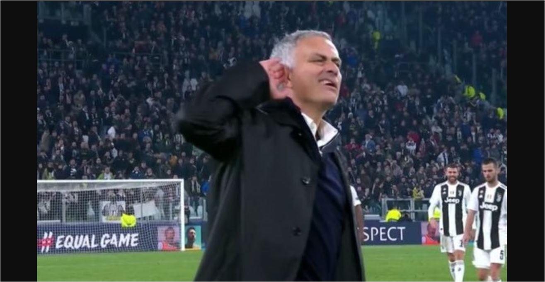 Lihat Sengaknya Mourinho, Pemain Juventus Tak Tahan Mau Keroyok