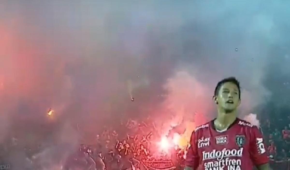 Bali United vs Persija Jakarta 1