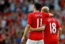 Dua legenda Manchester United, Ryan Giggs dan Paul Scholes, akan berduet mengasuh Timnas Wales.