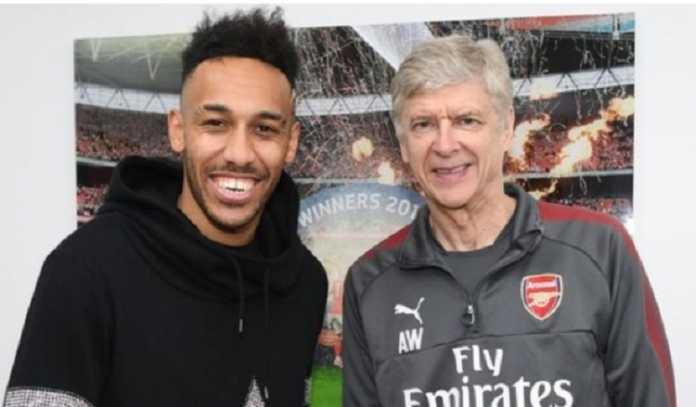 Arsenal datangkan Pierre-Emerick Aubameyang dari Borussia Dortmund dengan sebuah rekor transfer klub.
