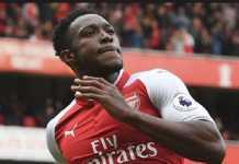 Arsenal berusaha pertahankan strikernya, Danny Welbeck, yang saat ini tengah diburu Besiktas.