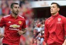 Arsene Wenger tak masalah untuk mainkan Henrikh Mkhitaryan dan Mesut Ozil bersamaan.