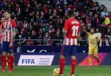 Atletico Madrid vs Girona FC - Liga Spanyol