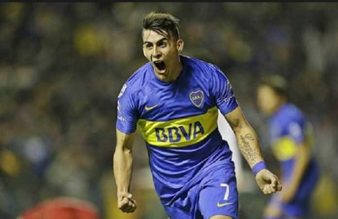 Arsenal ingin datangkan winger muda Boca Juniors, Cristian Pavon.