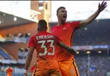 Dua bintang AS Roma, Edin Dzeko dan Emerson Palmieri, saat ini dibidik Chelsea dan kemungkinan besar segera gabung Stamford Bridge.