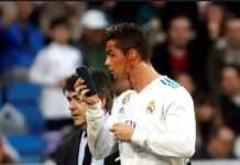 Pelatih Real Madrid Zinedine Zidane tegaskan bahwa cedera yang dialami Cristiano Ronaldo bukanlah cedera serius, walau ia harus mendapat jahitan di kepalanya.
