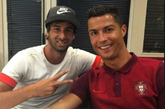 Sahabat Cristiano Ronaldo, Miguel Paixao, katakan bintang Real Madrid itu ingin pensiun di Sporting Lisbon.