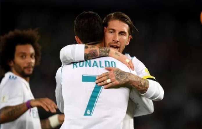Cristiano Ronaldo bangkitkan semangat rekan-rekannya di Real Madrid, dan katakan perjuangan skuad El Real masih panjang.