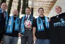 David Beckham segera umumkan klub MLS miliknya pada Senin (29/1) pekan depan.