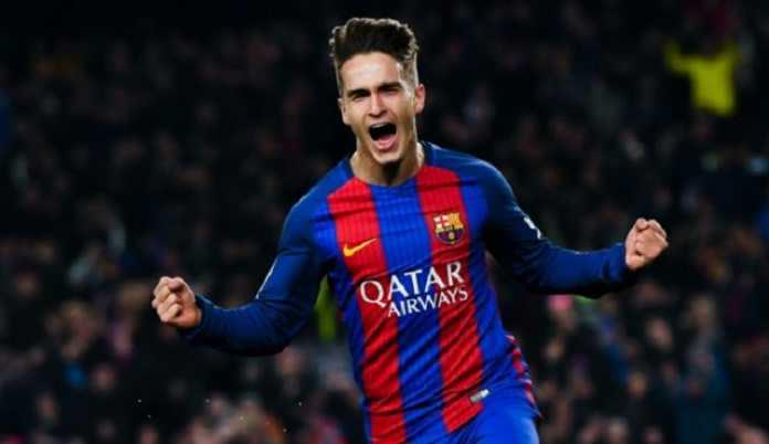 Bintang Barcelona Denis Suarez dikabarkan jadi bidikan Napoli.
