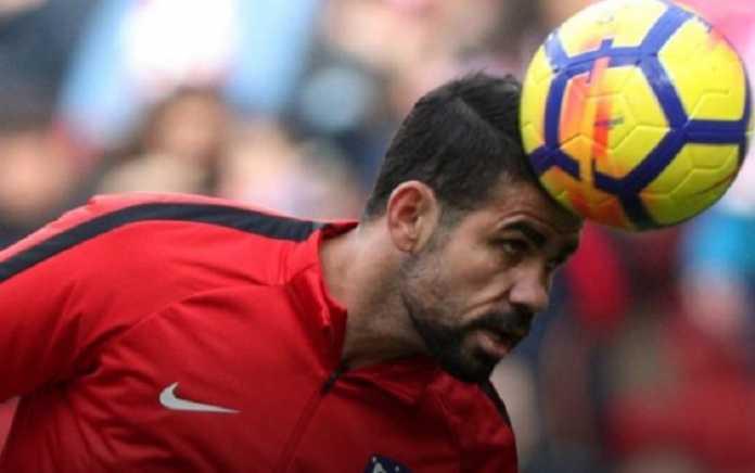 Diego Costa alami cedera hamstring dan bakal absen di laga vs Sevilla di Copa del Rey tengah pekan depan.