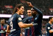 Edinson Cavani berhasil lampaui rekor gol Zlatan Ibrahimovic dan jadi top skorer sepanjang masa PSG.