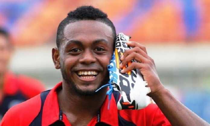 Mantan gelandang Persib Bandung dan Barito Putera, David Laly, memilih hijrah ke klub divisi dua Malaysia, Felcra FC.