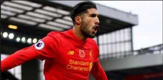 Emre Can tak akan tinggalkan Liverpool, Januari ini, meski ia dikabarkan tengah lakukan pembicaraan dengan Juventus.