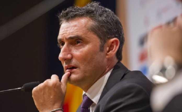 Ernesto Valverde mengaku akan tetap waspada, karena Real Madrid belum menyerah dalam perebutan gelar juara La Liga musim ini.