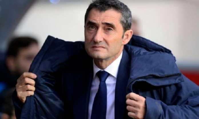 Ernesto Valverde yakin Real Madrid belum menyerah dalam mengejar ketertinggalannya dari Barcelona.