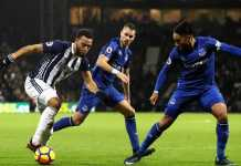 Everton vs West Brom