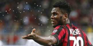 Franck Kessie menjadi penentu kemenangan AC Milan atas Cagliari dalam laga Liga Italia pekan ke-21 yang berakhir dengan skor 1-2