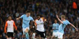 Manchester United ikut-ikutan Manchester City mengejar pemain Shakhtar Donetsk, Fred, Januari ini.