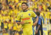 Persela Lamongan panggil striker gaek, Gaston Castano, untuk ikuti seleksi di Piala Presiden 2018.