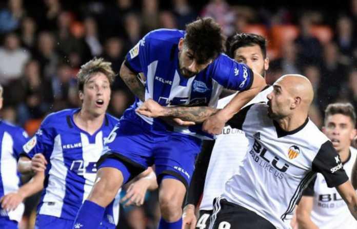 Hasil Copa Del Rey - Deportivo Alaves vs Valencia