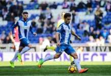 Oscar Melendo mencetak gol bagi Espanyol dalam laga Copa del Rey melawan Barcelona. Gol itu menjadi kekalahan pertama Barca musim ini