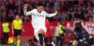 Luis Muriel berhasil mencetak gol, tapi Getafe membalas dengan satu gol di detik-detik terakhir laga Liga Spanyol, Senin dinihari