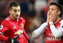 Henrikh Mkhitaryan minta naik gaji jika ia dilibatkan dalam transfer Alexis Sanchez ke Manchester United.