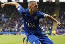 Chelsea tetap inginkan striker baru, dan kini mengincar penyerang tak terpakai di Leicester City, Islam Slimani.