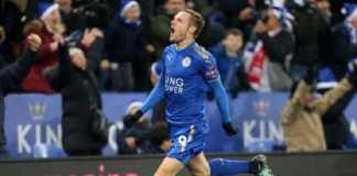 Manchester United terus dekati bintang Leicester City, Jamie Vardy.
