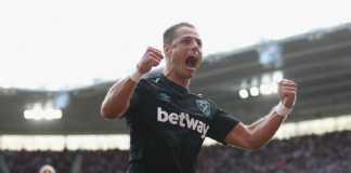 Pemain West Ham United, Javier Hernandez - yang juga pernah menjadi bintang di Manchester United dan Real Madrid, kini diincar klub MLS, Los Angeles FC.