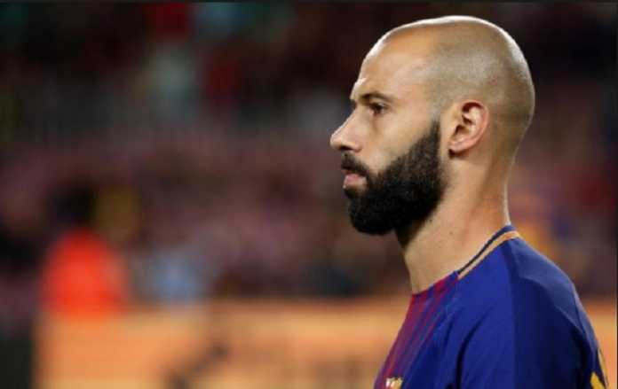 Javier Mascherano dimungkinkan untuk tinggalkan Barcelona pada pekan ini, dan gabung ke klub Hebei China Fortune.