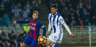 Jordi Alba katakan para pemain Barcelona bisa dibunuh kalau sampai terpaut 19 poin dari rival abadinya, Real Madrid.