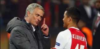 Justin Kluivert ingin ikuti jejak ayahnya menjadi pesepakbola papan atas dan jadi legenda bagi Ajax maupun Timnas Belanda.