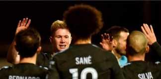 Kevin De Bruyne akui Manchester City akan baik-baik saja tanpa bantuan Alexis Sanchez yang kini merumput di klub rival, Manchester United.