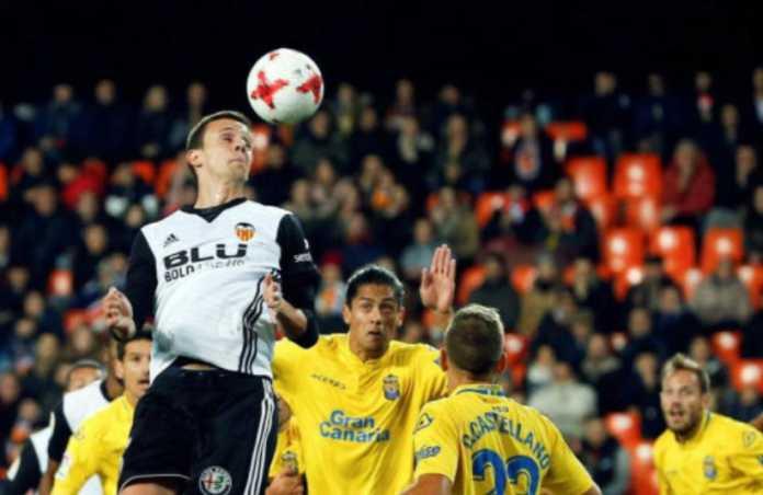 Las Palmas vs Valencia - Liga Spanyol