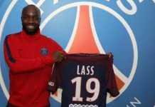 PSG umumkan secara resmi kedatangan mantan pemain Real Madrid, Lassana Diarra, dengan status bebas transfer.
