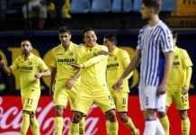 Liga Spanyol - Villarreal vs Real Sociedad