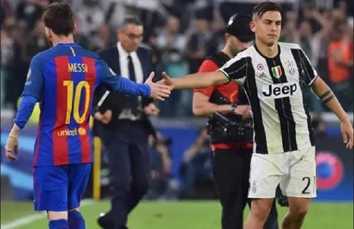 Lionel Messi minta Barcelona abaikan Antoine Griezmann dan pilih datangkan Paulo Dybala dari Juventus.