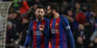 Setelah Barcelona kalah dari Espanyol di Copa del Rey, Lionel Messi minta klubnya segera menjual Aleix Vidal.