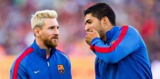 Lionel Messi murka Barcelona ingin gantikan Luis Suarez dengan striker Ajax, Kasper Dolberg.