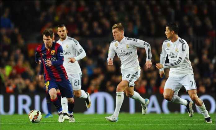 Lionel Messi dan Toni Kroos masuk daftar 15 jago passing di liga-liga elit Eropa. Tapi puncaknya dikuasai pemain Chelsea Cesc Fabregas