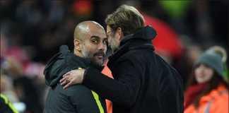 Pep Guardiola bertekad anak asuhnya di Manchester City harus bisa kalahkan Liverpool di Anfield, Minggu (14/1) malam WIB.