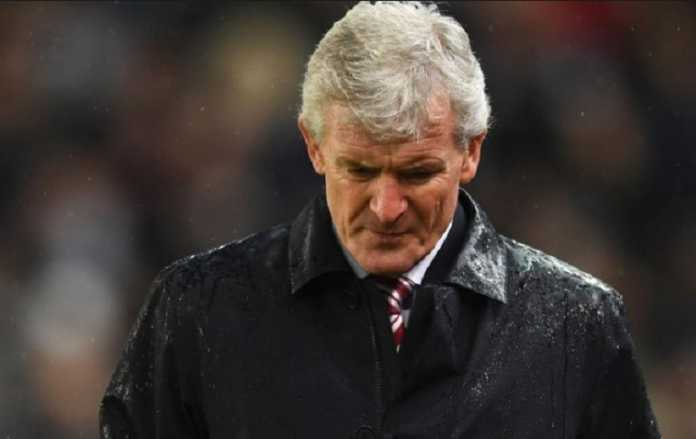 Mark Hughes dipecat setelah Stoke City kalah dari klub League Two, Conventry City, di ajang Piala FA.