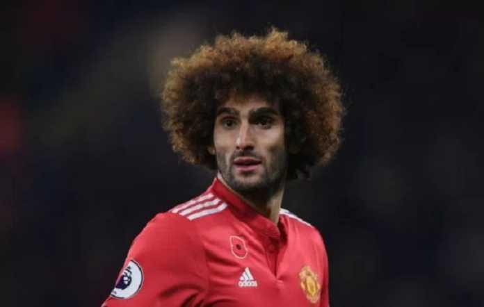 Jose Mourinho mengklaim Marouane Fellaini ingin bertahan dii Manchester United.